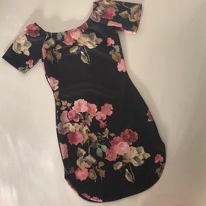 Floral Mini Dress 💕